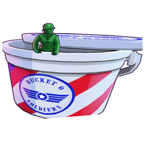 BUCKET O' SOLDIERS