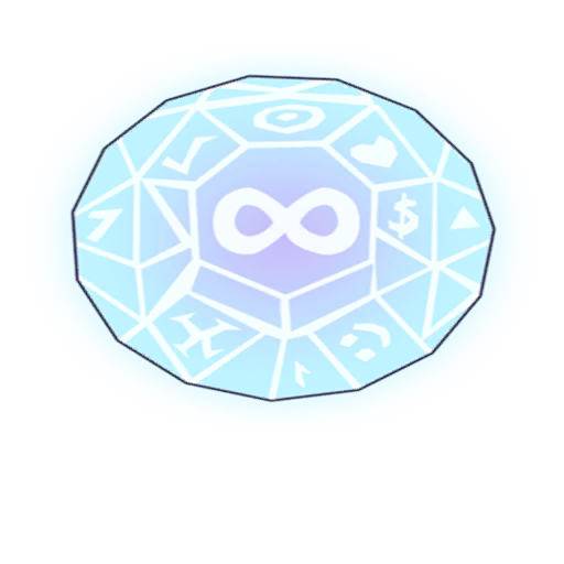 INFINITY SIDED DIE