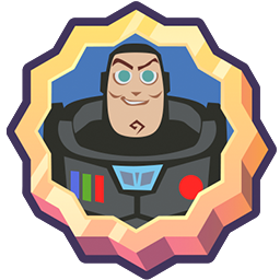 INTERGALACTIC BUZZ LIGHTYEAR OUTFIT TOKEN