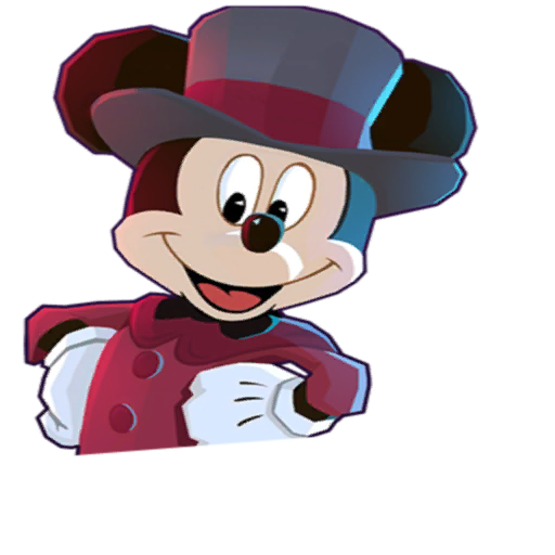 WINTER MICKEY MOUSE