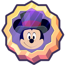 WINTER MICKEY MOUSE OUTFIT TOKENS