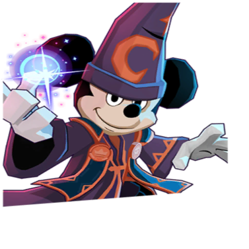 SORCERER'S ARENA MICKEY