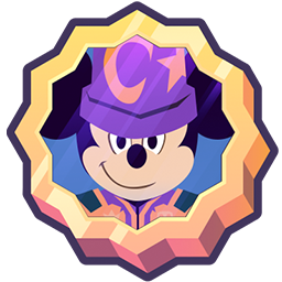 SORCERER'S ARENA MICKEY OUTFIT TOKEN