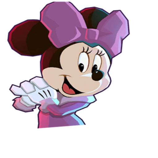 WINTER MINNIE MOUSE