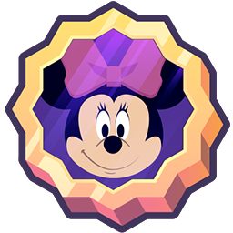 WINTER MINNIE MOUSE OUTFIT TOKENS