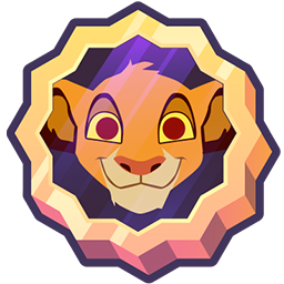 LION CUB SIMBA OUTFIT TOKENS