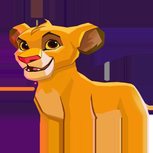 LION CUB SIMBA
